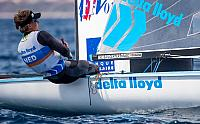 Sailing World Cup Hyères 2017